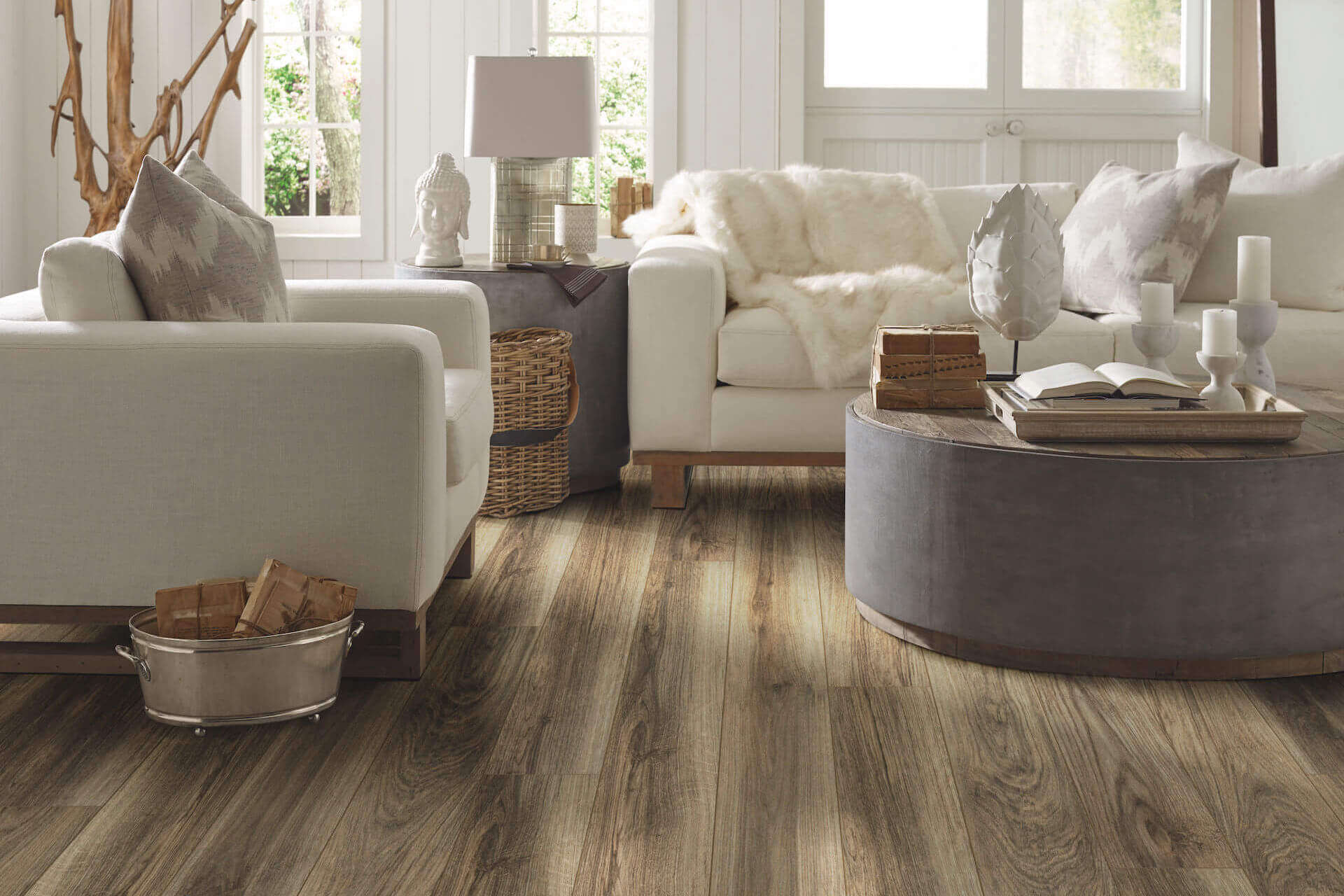 Luxury Vinyl Planks & Tile