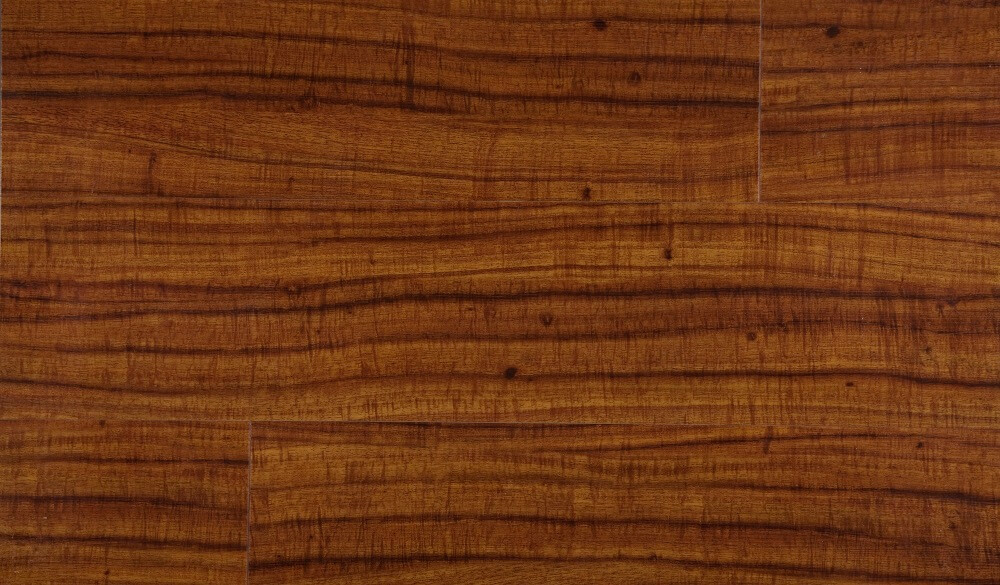 Paradigm Island Collection Curly Koa Floor Coverings Hawaii