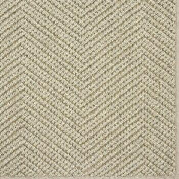 Karastan Wool Sisal Berber Drizzle